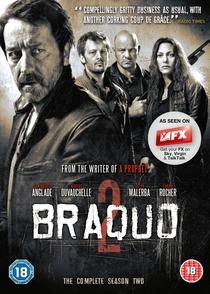 Braquo (2ª temporada) - Poster / Capa / Cartaz - Oficial 1