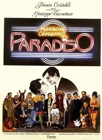 Cinema Paradiso - Poster / Capa / Cartaz - Oficial 9