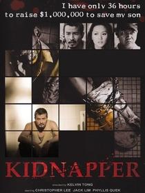 Kidnapper  - Poster / Capa / Cartaz - Oficial 2