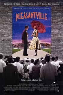 Pleasantville - A Vida em Preto e Branco - Poster / Capa / Cartaz - Oficial 1