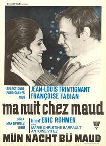 Minha Noite Com Ela - Poster / Capa / Cartaz - Oficial 4