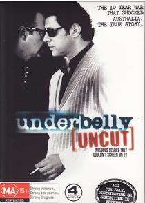 Underbelly (1ª Temporada) - Poster / Capa / Cartaz - Oficial 1