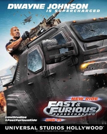 Fast & Furious: Supercharged - Poster / Capa / Cartaz - Oficial 5