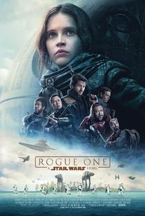 Rogue One: Uma História Star Wars - Poster / Capa / Cartaz - Oficial 1