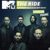 Linkin Park: The Ride - Poster / Capa / Cartaz - Oficial 1