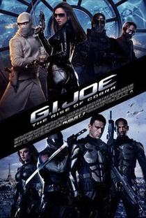 G.I. Joe: A Origem de Cobra - Poster / Capa / Cartaz - Oficial 2