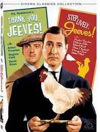Thank You, Jeeves - Poster / Capa / Cartaz - Oficial 1