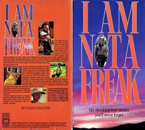 I Am Not a Freak - Poster / Capa / Cartaz - Oficial 1