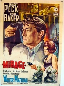 Miragem - Poster / Capa / Cartaz - Oficial 4