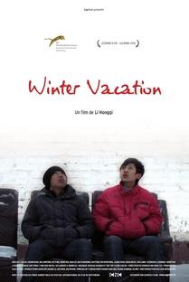 Winter Vacation - Poster / Capa / Cartaz - Oficial 1