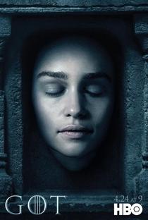 Game of Thrones (6ª Temporada) - Poster / Capa / Cartaz - Oficial 5