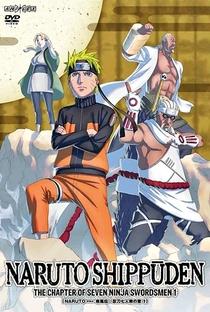 Naruto Shippuden (13ª Temporada) - Poster / Capa / Cartaz - Oficial 5