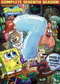 Bob Esponja Calça Quadrada (7ª Temporada) - Poster / Capa / Cartaz - Oficial 1