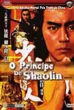 O Príncipe de Shaolin - Poster / Capa / Cartaz - Oficial 1
