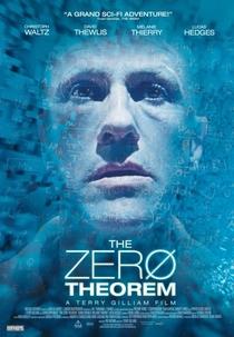 O Teorema Zero - Poster / Capa / Cartaz - Oficial 7