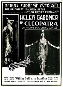 Cleopatra - Poster / Capa / Cartaz - Oficial 1