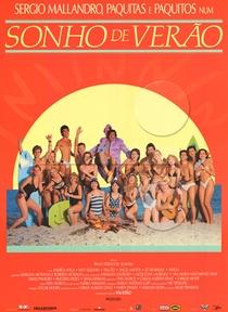 Sonho de Verão - Poster / Capa / Cartaz - Oficial 2