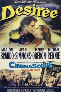 Desirée, o Amor de Napoleão - Poster / Capa / Cartaz - Oficial 4