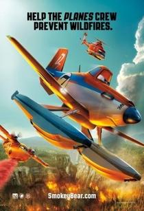 Aviões 2: Heróis do Fogo ao Resgate - Poster / Capa / Cartaz - Oficial 6