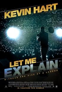Kevin Hart: Let me Explain - Poster / Capa / Cartaz - Oficial 1