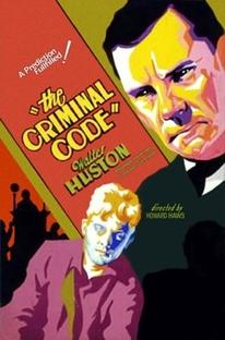 O Código Criminal - Poster / Capa / Cartaz - Oficial 1