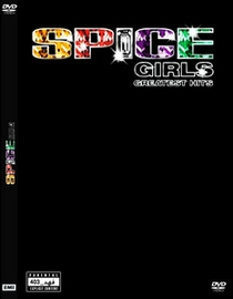 Spice Girls - Greatest Hits - Poster / Capa / Cartaz - Oficial 1