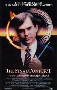 A Profecia 3 - O Conflito Final - Poster / Capa / Cartaz - Oficial 3