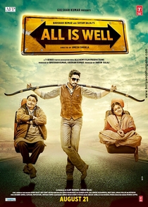 All Is Well - Poster / Capa / Cartaz - Oficial 1