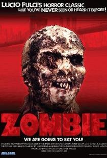 Zombie - A Volta dos Mortos - Poster / Capa / Cartaz - Oficial 2