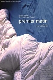 Premier Matin - Poster / Capa / Cartaz - Oficial 1