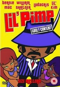 Lil' Pimp  - Poster / Capa / Cartaz - Oficial 1