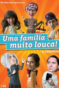 Uma Família Muito Louca - Poster / Capa / Cartaz - Oficial 1