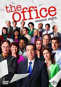 The Office (8ª Temporada) - Poster / Capa / Cartaz - Oficial 1