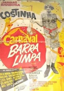 Carnaval Barra Limpa - Poster / Capa / Cartaz - Oficial 1
