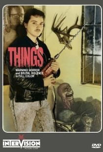 Things - Poster / Capa / Cartaz - Oficial 1