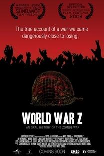 Guerra Mundial Z - Poster / Capa / Cartaz - Oficial 10