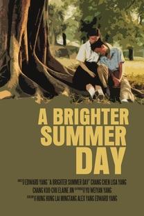 Um Dia Quente de Verão - Poster / Capa / Cartaz - Oficial 3