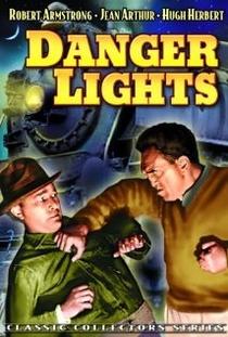Danger Lights - Poster / Capa / Cartaz - Oficial 1