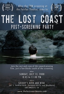 A Costa Perdida - Poster / Capa / Cartaz - Oficial 1