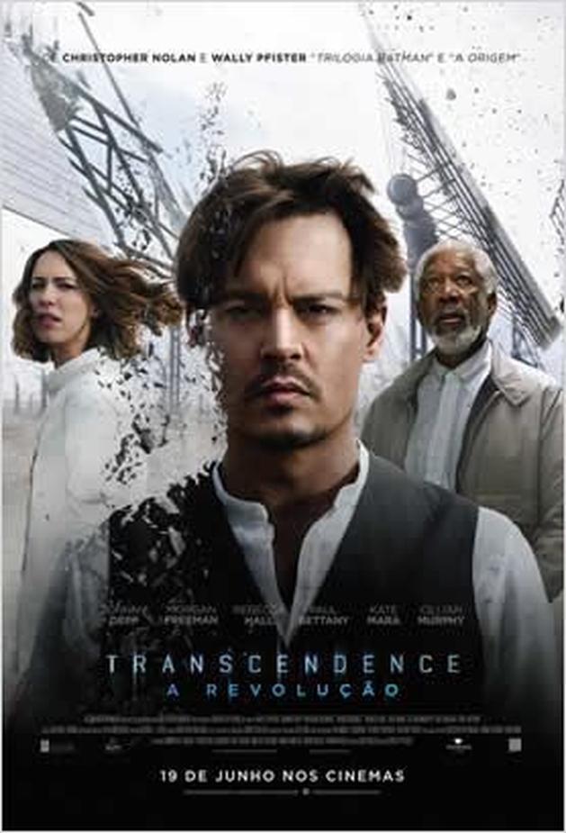 FILMES E GAMES - E tudo sobre a cultura POP   Transcendence - A Revolução (2014) - Vídeo Análise [Afinal, o filme é bom?]