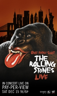 One More Shot: The Rolling Stones Live - Poster / Capa / Cartaz - Oficial 1