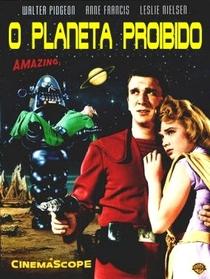 Planeta Proibido - Poster / Capa / Cartaz - Oficial 4