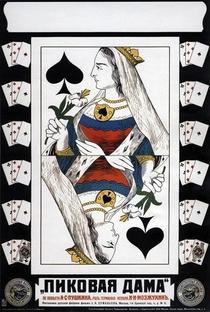 A Rainha de Espadas - Poster / Capa / Cartaz - Oficial 1