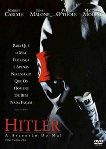 Hitler: A Ascensão do Mal - Poster / Capa / Cartaz - Oficial 1