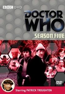 Doctor Who (5ª Temporada) - Série Clássica - Poster / Capa / Cartaz - Oficial 1