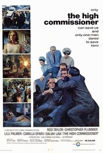 Atentado ao Alto Comissário - Poster / Capa / Cartaz - Oficial 1