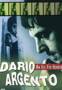 O Terror de Dario Argento - Poster / Capa / Cartaz - Oficial 1