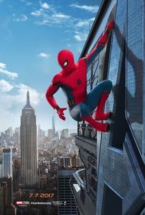 Homem-Aranha: De Volta ao Lar - Poster / Capa / Cartaz - Oficial 4