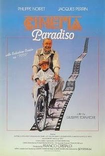 Cinema Paradiso - Poster / Capa / Cartaz - Oficial 6
