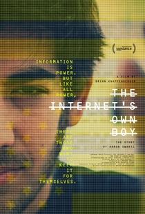 O Menino da Internet: A História de Aaron Swartz - Poster / Capa / Cartaz - Oficial 1